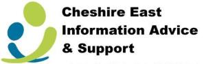 Cheshire East Information Advice and Support (CEIAS) Logo