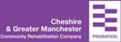 Service logo for Cheshire and Greater Manchester Community Rehabilitation Company